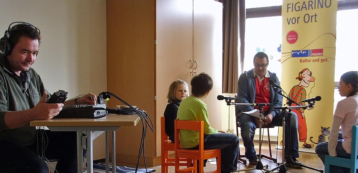Figarino in der Grundschule forum thomanum