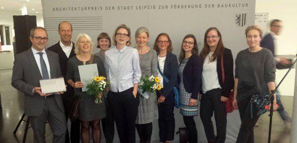 Architekturpreis Leipzig 2017 für die Grundschule forum thomanum