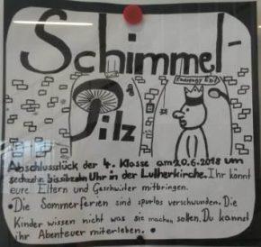 Schimmelpilz und Medaillen – Schuljahresabschluss am forum thomanum