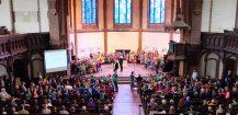 Erntedankfest mit Kita und Grundschule