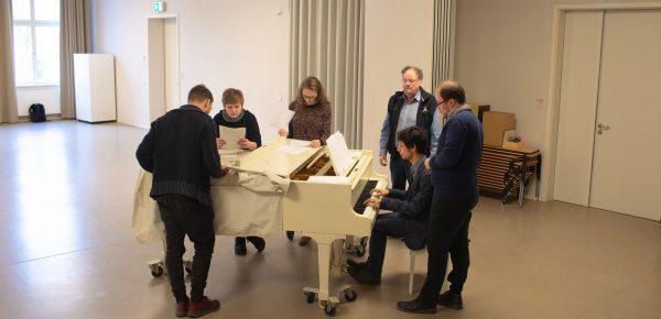 """Konzert des Workshops """"Musik selbst erfinden"""" abgesagt!"""