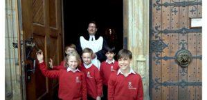 Die Thomaneranwärter sangen im Familiengottesdienst