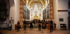 Schuljahresabschlussgottesdienst in der Thomaskirche